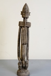 Dogon Hermaphroditic Figure