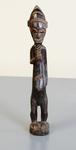 Baule Standing Ancestor Figure