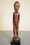 Lega Standing Male Ancestor Figure
