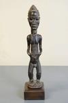 Baule Standing Ancestor Figure (Male)