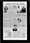 The Gazette January 1953 by Langston University