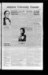 The Gazette July 1953 by Langston University