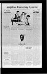 The Gazette October 1953 by Langston University