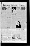 The Gazette November 1953 by Langston University