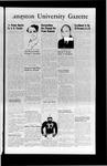 The Gazette September 1954 by Langston University