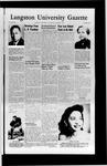 The Gazette November 1955 by Langston University