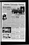 The Gazette November 1956 by Langston University