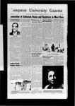 The Gazette March 1957 by Langston University