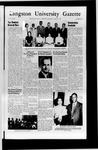 The Gazette January 1958 by Langston University