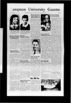 The Gazette March 1958