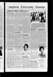 The Gazette November 1958 by Langston University