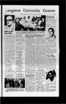 The Gazette May 1959 by Langston University
