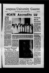 The Gazette October 1965