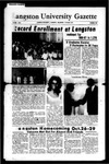 The Gazette October 1966 by Langston University