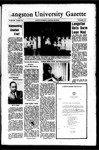 The Gazette December 1966 by Langston University