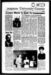 The Gazette May 1967 by Langston University