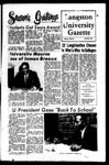 The Gazette December 1967 by Langston University