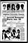 The Gazette January 1968 by Langston University