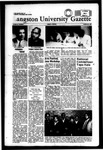 The Gazette February 1968 by Langston University