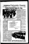 The Gazette April 1968 by Langston University
