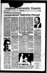The Gazette May 1968 by Langston University