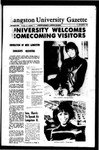 The Gazette November 1968 by Langston University