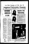The Gazette October 1969 by Langston University