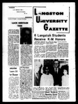 The Gazette February 1971 by Langston University