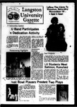 The Gazette November 1971 by Langston University