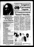 The Gazette May 1972 by Langston University