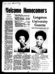 The Gazette October 1972 by Langston University