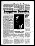 The Gazette May 1974 by Langston University