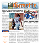 The Gazette September 10, 2004 by Langston University