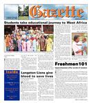 The Gazette September 17, 2004