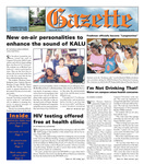THe Gazette September 24, 2004 by Langston University