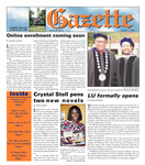 The Gazette October 1, 2004 by Langston University