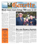 The Gazette October 8, 2004 by Langston University