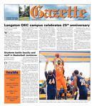 The Gazette October 15, 2004