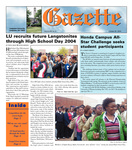 The Gazette October 29, 2004 by Langston University