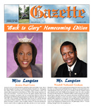 The Gazette November 4, 2004 by Langston University