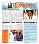 The Gazette November 12, 2004 by Langston University