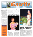 The Gazette December 6, 2004 by Langston University