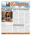 The Gazette March 2, 2005 by Langston University