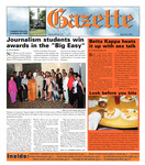 The Gazette March 23, 2005 by Langston University