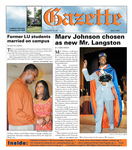 The Gazette April 6, 2005 by Langston University