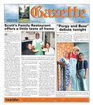 The Gazette April 13, 2005 by Langston University