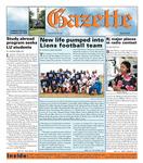 The Gazette April 22, 2005 by Langston University