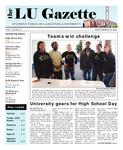 The Gazette November 10. 2011