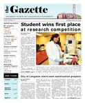 The Gazette February 16, 2012