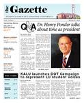 The Gazette March 1, 2012